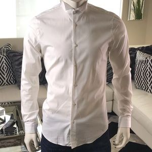 Zara Man - Red Label - Super slim dress shirt